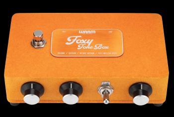 Foxy Tone Box Guitar Pedal (Model WA-FTP) (HL-00354922)