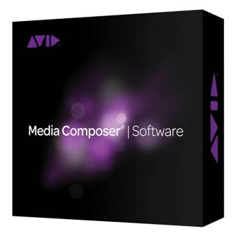 Media Composer 8 Software (No Dongle) (AV-00139950)