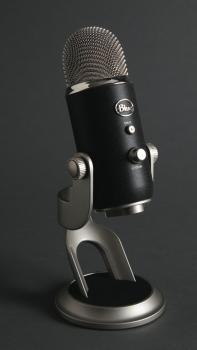 Yeti Pro: Ultra High Resolution USB & XLR Microphone (HL-00357518)