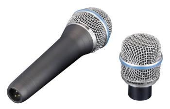 CS Series Mic: Capsule Select Microphone (SA-00140014)