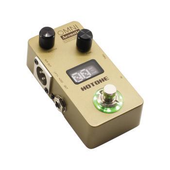 Omni AC: Acoustic Simulator Guitar Pedal (HL-00301329)