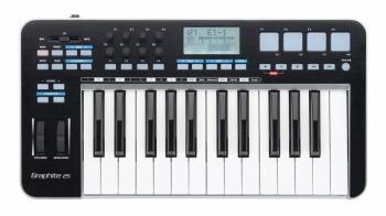 Graphite 25 (USB MIDI Controller) (SA-00140040)