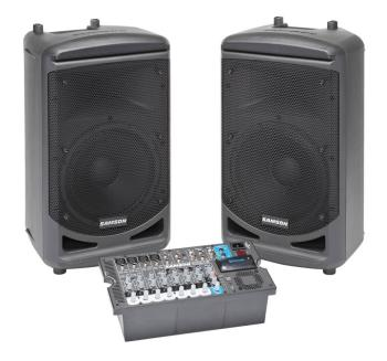 Expedition XP1000: 1,000-Watt Portable PA System (SA-00140064)