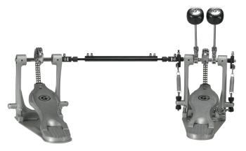 Tour Class Double Bass Drum Pedal (Double Chain) (Model GTC6-DB) (HL-00324651)