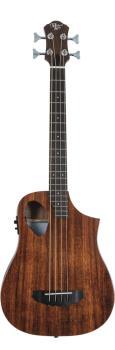 Sojourn Port Gloss Koa Acoustic Travel Bass (HL-00348026)