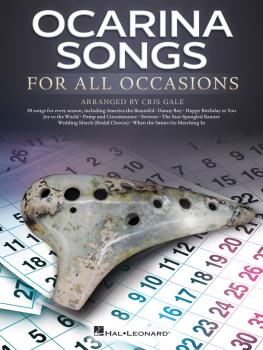 Ocarina Songs (For All Occasions) (HL-00323196)