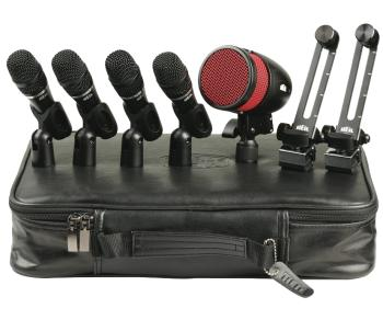 HDK5 Drum Mic Kit: Includes Four HMPPs, Two HH1s, One PR48, and Four H (HL-00364933)