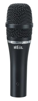Handi Mic Pro Plus: Small Microphone with Matte Black Finish (HL-00364936)
