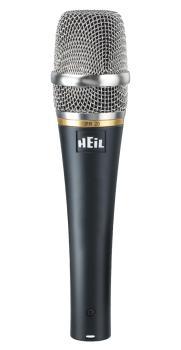 PR20 - Silver: Dynamic Handheld Microphone (HL-00364937)