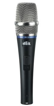 PR22-SUT: Dynamic Cardioid Utility Handheld Microphone with On/Off Swi (HL-00364989)