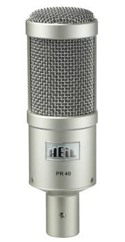 PR40 - Nickel: Large Diameter Studio Microphone (HL-00365000)