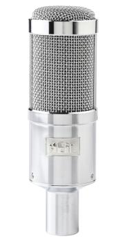 PR40 - Chrome: Large Diameter Studio Microphone (HL-00365003)
