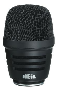 RC35 - Black: Replacement Wireless Capsule for PR35 Microphone (HL-00365011)