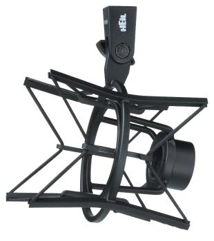 PRSM: Black Shock Mount for PR 30 & 40 Series Microphones (HL-00366187)
