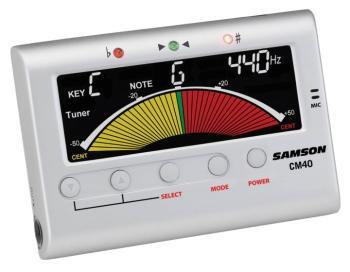 CM40 Chromatic Tuner / Metronome (SA-00140106)