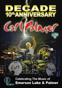 Carl Palmer - Decade: 10th Anniversary: Celebrating the Music of Emers (HL-00127956)
