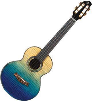 A10FM Faded Blue Tenor Ukulele (HL-00368829)