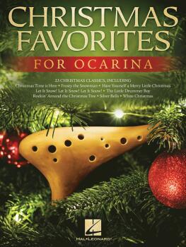 Christmas Favorites for Ocarina (HL-00277989)