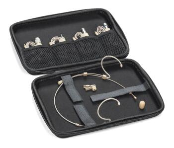 DE10x Headset Mic: Omnidirectional Microphone with Miniature Condenser (HL-00293981)