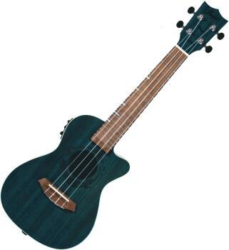 Topaz Mahogany Electro-Acoustic Concert Ukulele: Gemstone Series - Mod (HL-00322772)