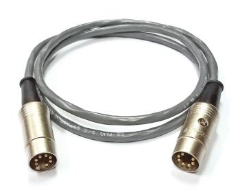 3rd Octave Expander Cable: 36 inch. Cable for malletKAT Express (HL-00325389)
