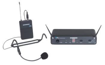 Concert 88 Wireless System: Headset System with HS5 Headset C Band (SA-00140202)