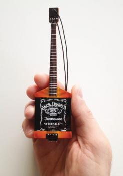 Michael Anthony Jack Daniels Bass - 6 inch. Holiday Ornament (HL-00141491)