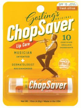 ChopSaver Gold Lip Balm with SPF15 (HL-00750123)