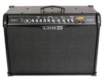 Spider® IV 150: Guitar Amp with Modeling 2 x 12 (LI-00122078)