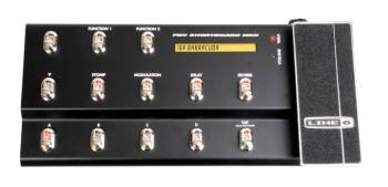 FBV Shortboard MkII: 13-Button Foot Controller (LI-00122080)