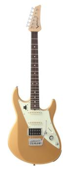 JTV-69S Electric Guitar: James Tyler-Designed Double-Cut Guitar with V (LI-00122099)