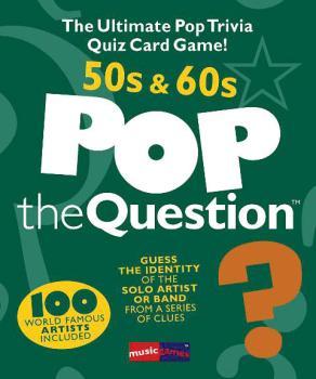 Pop the Question - '50s & '60s (HL-14025863)