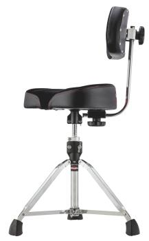 Gibraltar Adjustable Backrest Oversized Motorcycle Seat Throne (HL-00776615)
