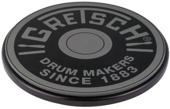 Round Badge Practice Pads (12 Inch Grey) (HL-00775471)