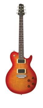 JTV-59 Eletric Guitar - Cherry Sunburst: James Tyler-Designed Single-C (LI-00123042)