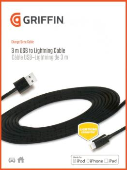 3m USB to Lightning Cable (GR-00124895)