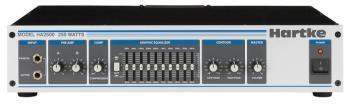 HA2500 Bass Amplifier: 250 watt Bass Head, Tube and Solid State Emulat (HR-00140168)
