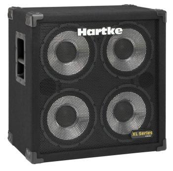 410XL Bass Cabinet: 4 x 10 inch. Aluminum / 400 watts / 8 ohms, Dual C (HR-00140172)
