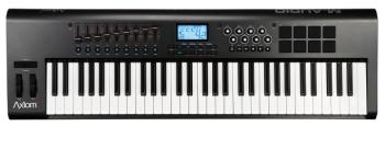 Axiom 61 2.0 USB MIDI Keyboard: Advanced Semi-Weighted USB MIDI Contro (MA-00633194)