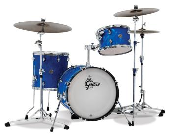 Gretsch Catalina Club 3 Piece Shell Pack (18/12/14) (Blue Flame) (HL-00777725)
