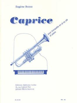 Caprice (for Trumpet in C or B flat and Piano) (HL-48181094)