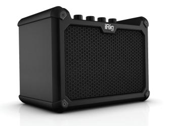 iRig Micro Amp: 15-Watt Battery-Powered Guitar Amplifier with iOS/USB  (HL-00294406)