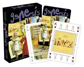Genesis Playing Cards (HL-00131143)