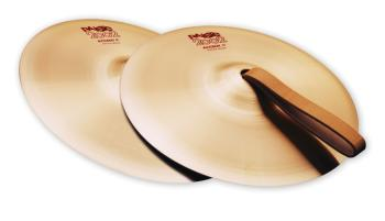 04 2002 Accent Cymbal With Leather Strap (HL-03710232)