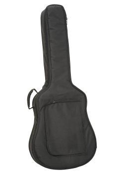 Polyester Acoustic/Resonator Guitar Bag (Model EM20P: Black) (HL-03719503)