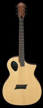 Forte Port Natural Acoustic Guitar (HL-00348017)