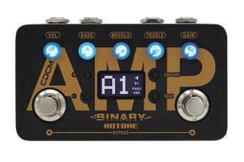 Binary Amp: CDCM Amplifier Simulator Effects Pedal (HL-00276758)