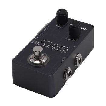 Jogg: USB Audio Interface Guitar Pedal (HL-00301331)