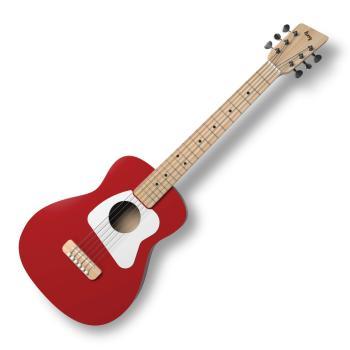 Loog Pro VI Acoustic (Red) (HL-00329018)