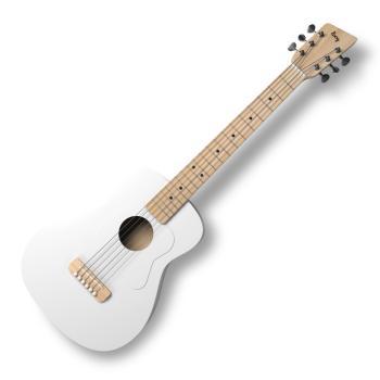 Loog Pro VI Acoustic (White) (HL-00329021)